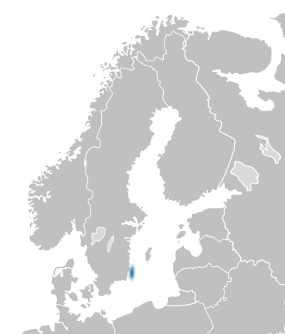 Region SV Öland map europe.png