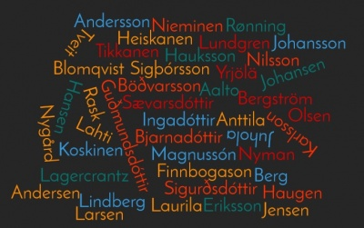 Surnames - Nordic Names Wiki - Name Origin, Meaning and Statistics
