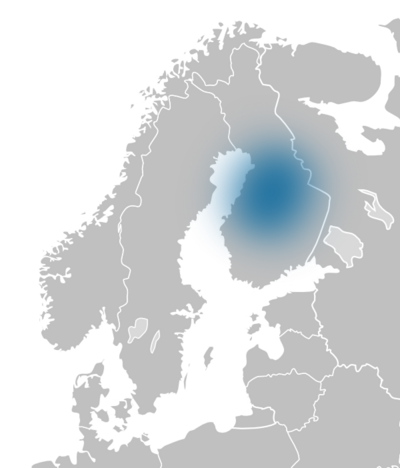 Region FI Pohjanmaa map europe.png