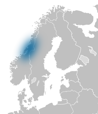 Region NO Trøndelag map europe.png