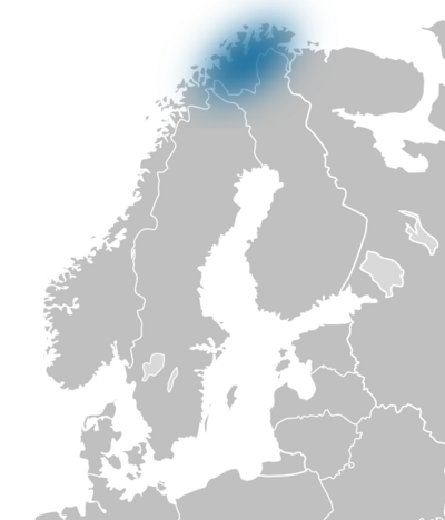 Region NO Finnmark map europe.png